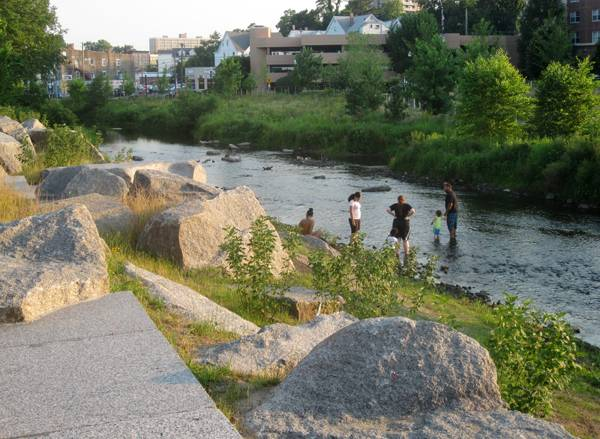 Mill River Park