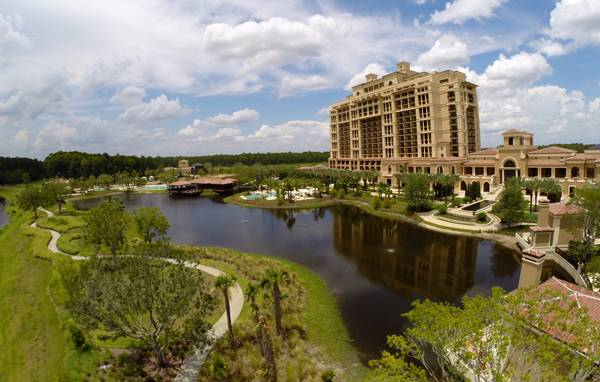 Four Seasons Orlando. Credit: EDSA