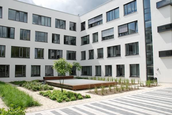 Town Hall Square Solingen. Credit: Landschaftsarchitekt AKNW