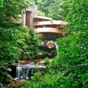 Fallingwater: A Must-see for Landscape Architects