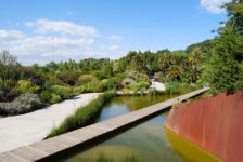 Spanish Landscape Architecture: Barcelona Botanical Garden