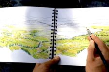Hand Drawing Tutorial: Analytical Drawing II