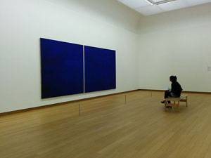 Would you make this better if you added to it? Image: Cathedra by Barnett Newman CC BY-SA 3.0 Autopilot