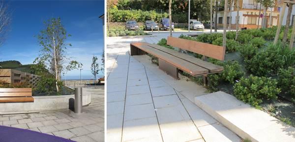 Park design - Planting at Atalaya Park. Credit: G&C Arquitectos