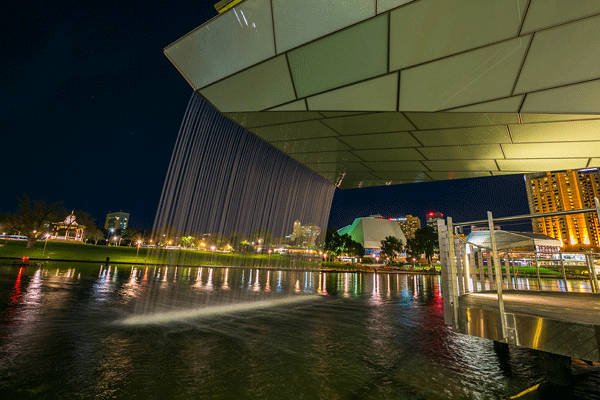 Photo Credit: Adelaide Riverbank Pedestrian Bridge, by Taylor Cullity Lethlean