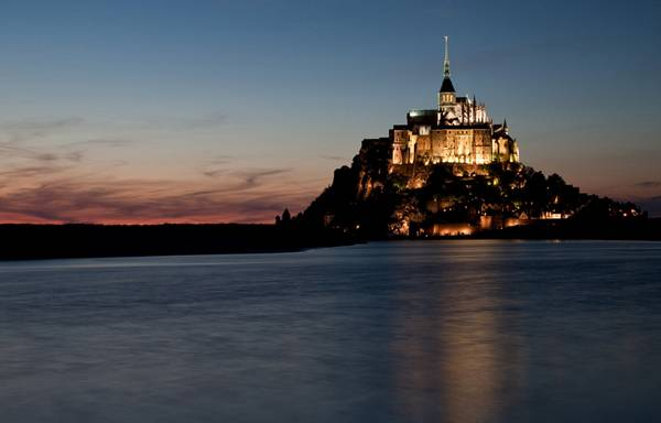 Mont Saint Michel. Photo credit: Yi Jiang