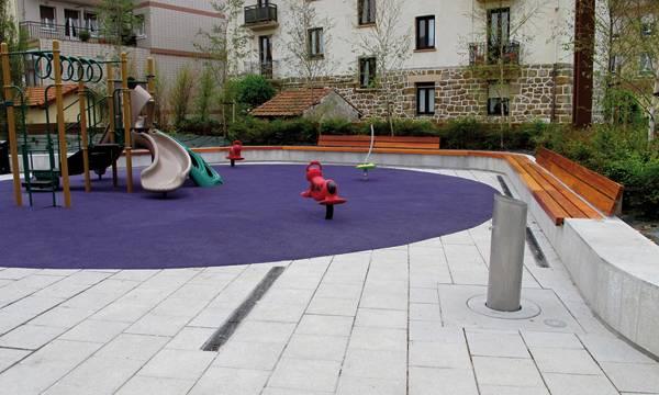 Park design - Playground at Atalaya Park. Credit: G&C Arquitectos