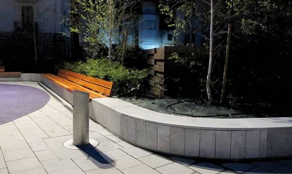 Park design - Atalaya Park. Credit: G&C Arquitectos