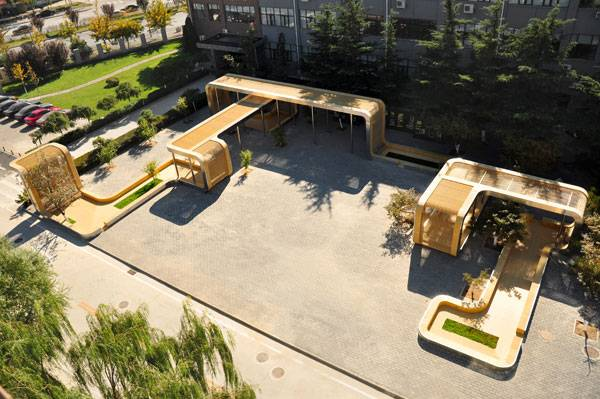 Landscape-Architecture - Bogotá Centro Administrativo Nacional . Credit: OMA
