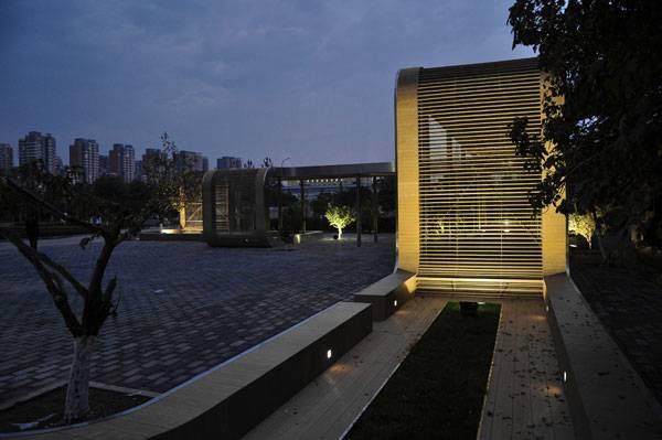Landscape-Architecture - Retail corridor: Credit: OMA