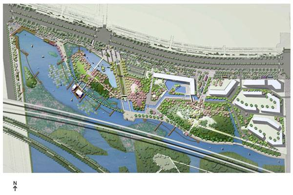 Lotus lake park sets precedent for sustainable urban - Sustainable urban planning and design ...