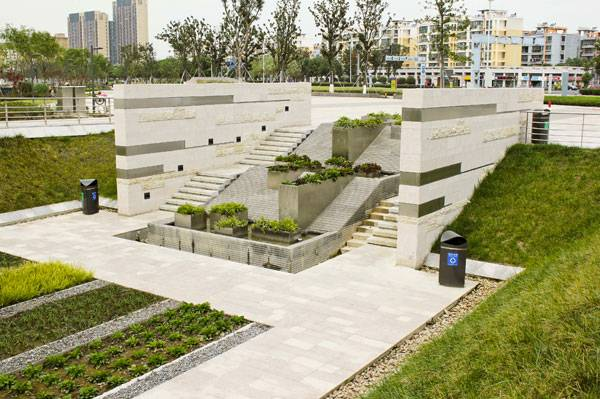Lotus Lake Park Sets Precedent For Sustainable Urban Design In China