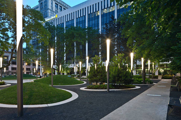 Photo credit: Perk Park, Cleveland, by Thomas Balsley Associates
