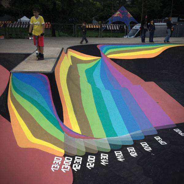 Sundial in action at the skate park. Credit: Zuk Club