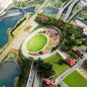 San Francisco's Waterfront Park to Get a Bold New Design
