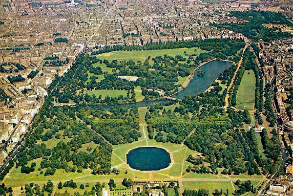 Hyde Park, London. Credit: Leonard Bentley, CC 2.0