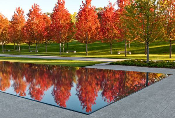 Landscape-Architecture - Lakewood Garden Mausoleum Landscape. Photo credit: Paul Crosby
