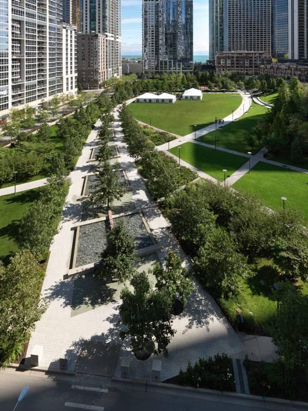 Is This Park Design a Rival for the Famous Millennium Park? - Land8