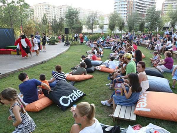 Landscape-Architecture - Open air theatre. Credit: SdARCH Trivelli & Associati