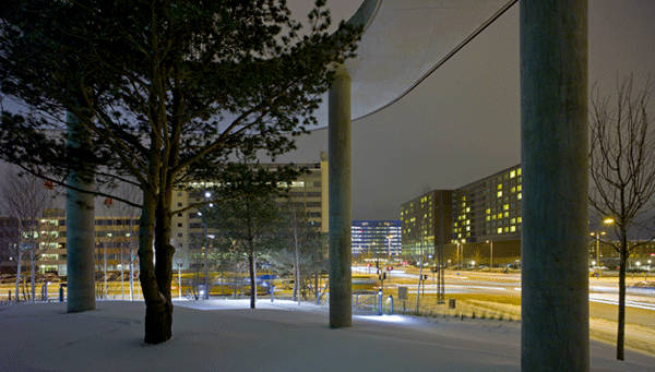 Photo credit: The City Dune, SLA and Lundgaard and Tranberg Arkitekter,  by Jens Lindhe
