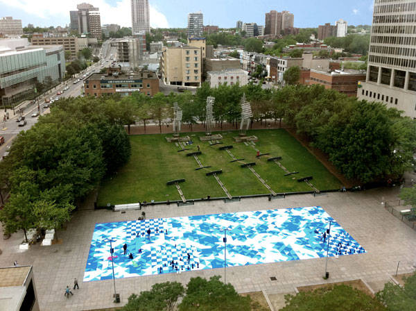 Photo Credit: The Pool, Emilie Gamelin Plaza, Montreal, by Nippaysage
