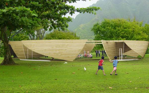 Day-care-centers - Credit: Yuusuke Karasawa Architects
