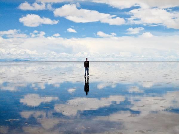 El Saldar de Unyuni Salt Flats