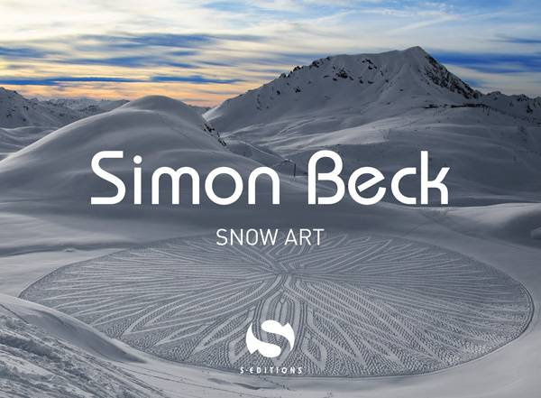 Simon Beck: Snow Art  Simon Beck