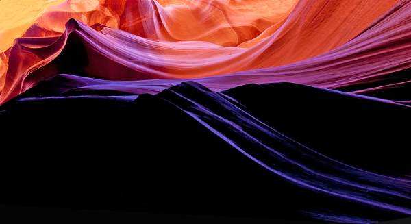 Upper Antelope Canyon. Credit: John Fowler from Placitas, NM, USA.  CC 2.0