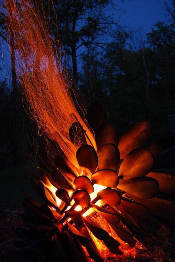 Photo credit: Upcycled Art Pine Cones by  Floyd Elzinga