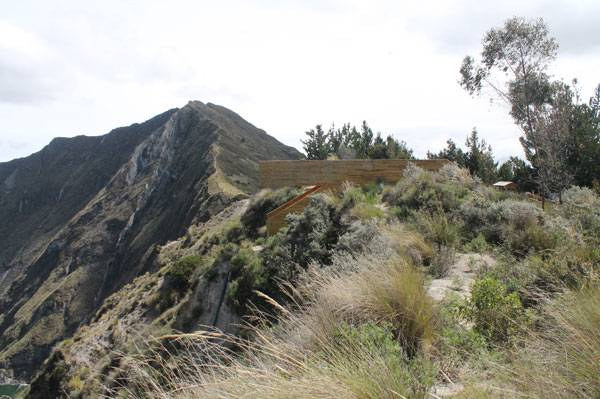 Quilotoa Shalalá Overlook
