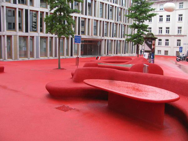 Photo Credit: Schweiz - Kanton St. Gallen - St. Gallen: Stadtlounge Photographer: ANKAWÜ  - CC 3.0