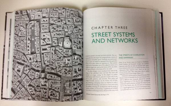 Inside. Street Design: The Secret to Great Cities and Towns. Photo credit: Erin Tharp