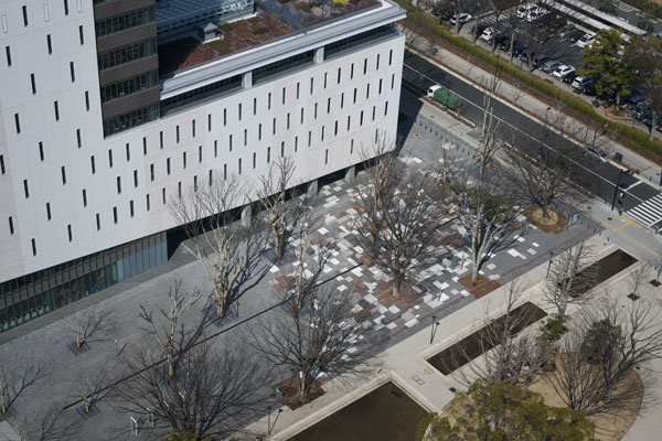 Photo Credit: Teikyo Heisei University Nakano Campus, by Studio on Site. Photographer: Katsuhisa-Kida/FOTOTECA