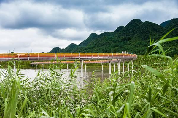 Architectural Engineering - Liupanshui Minghu Wetland Park, Liupanshui, Guizhou Province, China – Turenscape