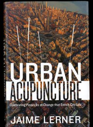 Urban Acupuncture,front cover. Photo credit: Sophie Thiel