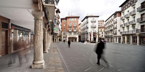 Photo Credit: Torico Square by b720 Fermín Vázquez Arquitectos, Teruel, Spain