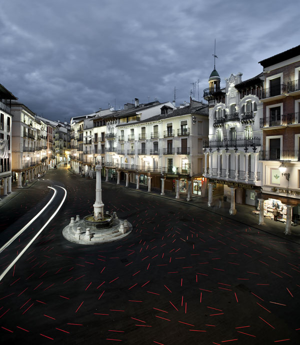 Photo Credit: Torico Square by b720 Fermín Vázquez Arquitectos, Teruel, Spain