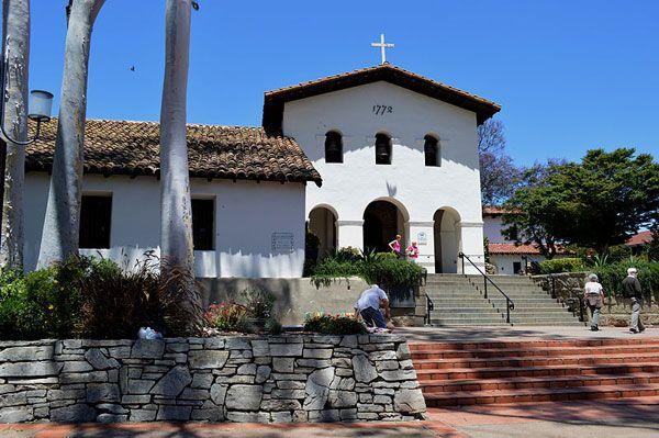 LABash 2015 - Mission San Luis Obispo de Tolosa. Credit: Jeff Krause, CC 3.0
