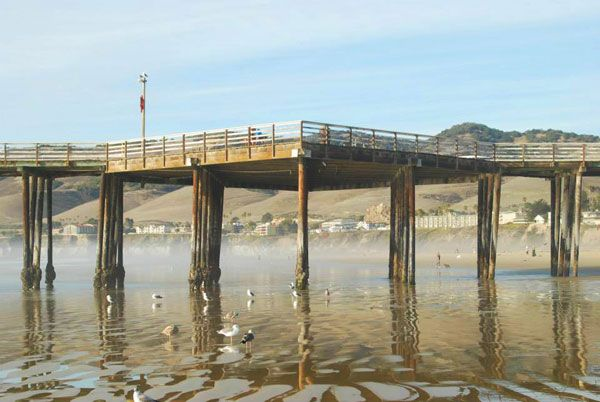 LABash 2015- Pismo Beach is a beach city in southern San Luis Obispo County. Credit: Jessica James