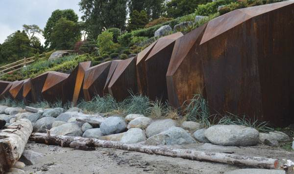 Metamorphous. Photo courtesy of Paul Sangha Landscape Architecture