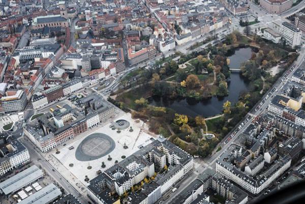 Israels Square by COBE in Copenhagen, Denmark. Photo credit: Rasmus Hjortshoj