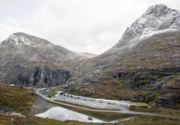 Trollstigen National Tourist Route by Reiulf Ramstad Architects. Photo Credit: Jiri_Havran_Statens_vegvesen