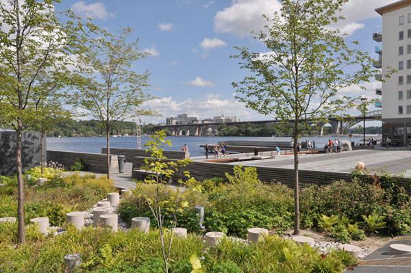 Landscape Architecture in Sweden