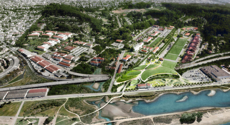 Team Chosen to Design the Presidio Parklands in San Francisco