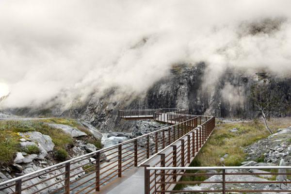 Trollstigen National Tourist Route by Reiulf Ramstad Architects. Photo Credit: Diephotodesigner.deTrollstigen National Tourist Route by Reiulf Ramstad Architects. Photo Credit: Diephotodesigner.de
