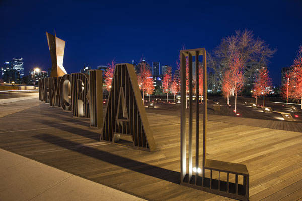 Poppy Plaza by Marc Boutin Architectural Collaborative and Stantec Consulting, Calgary, Canada