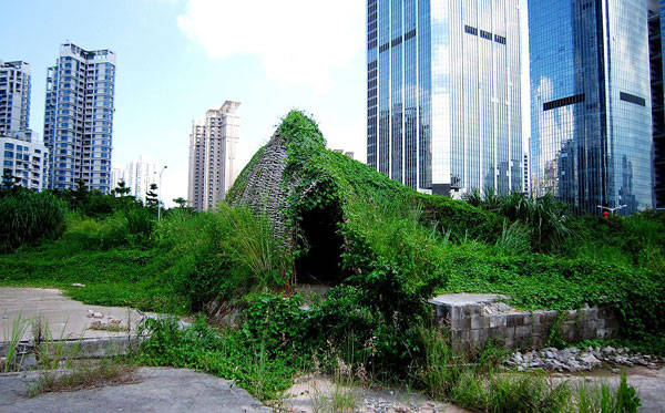 Biophilia_Bug Dome by WEAK! in Shenzhen by Movez CC3.0