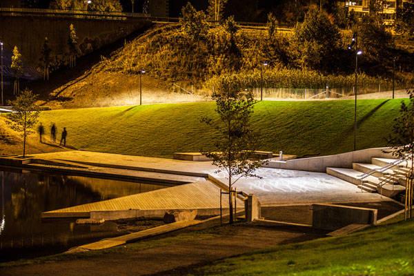Grorudparken by LINK Landskap. Photo credit: Tomasz Majewski