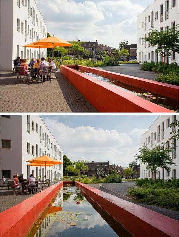 Zoetermeer Vivaldi Care Home. Photo credit: HOSPER